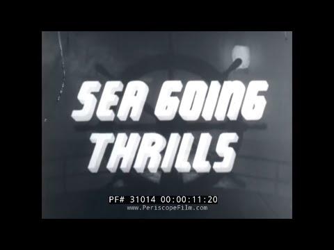 1936 VOYAGE AROUND CAPE HORN BY SCHOONER WANDERBIRD  31014