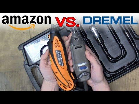 Dremel vs. Amazon