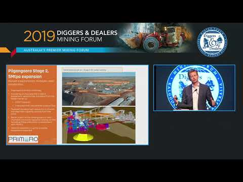Pilbara Minerals 2019 Diggers And Dealers Presentation