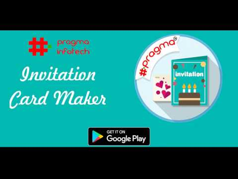 Invitation card maker apps on google play stopboris Image collections