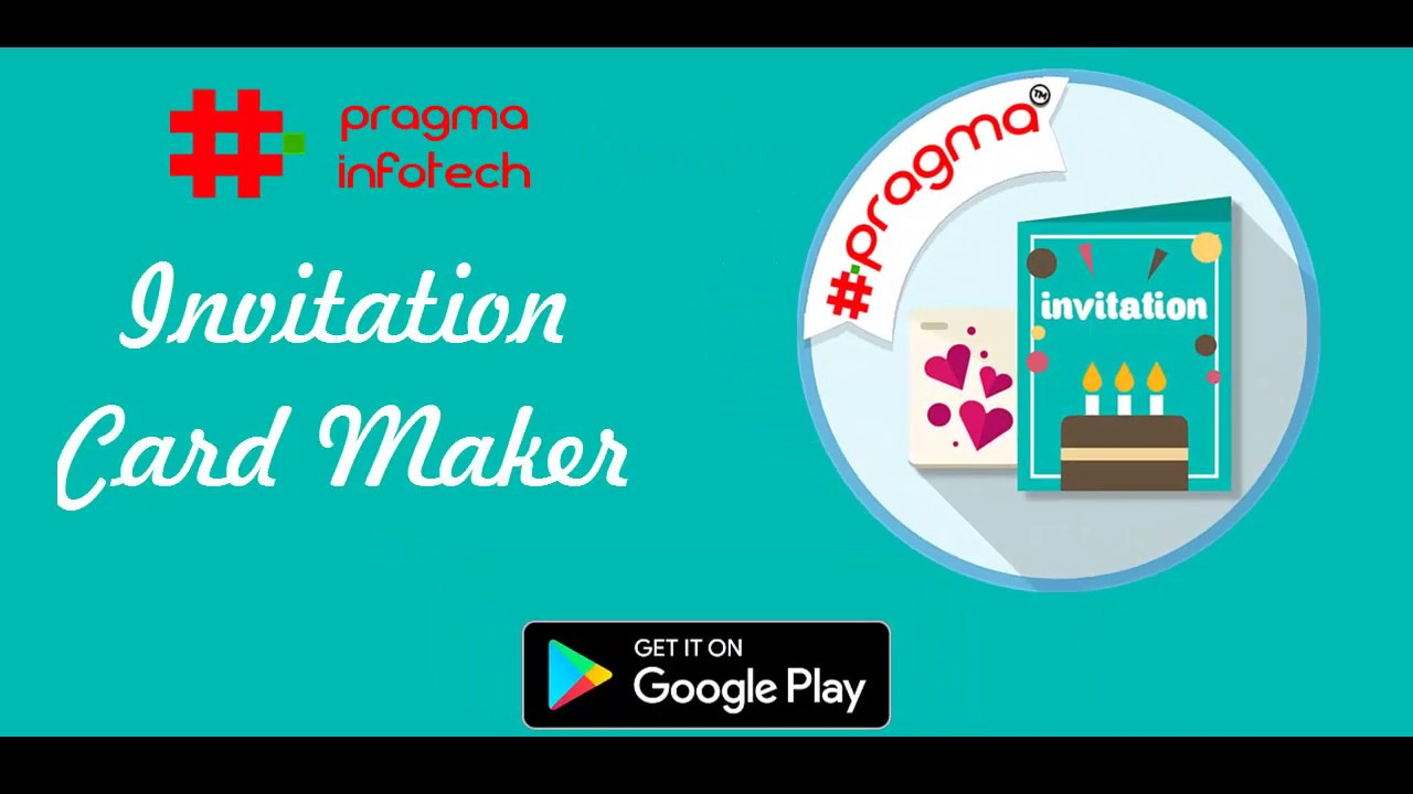 How to make invitation card using app in 30 sec invitation card how to make invitation card using app in 30 sec invitation card maker stopboris Gallery