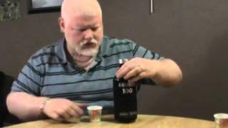 Absolut 100 : albino rhino booze review