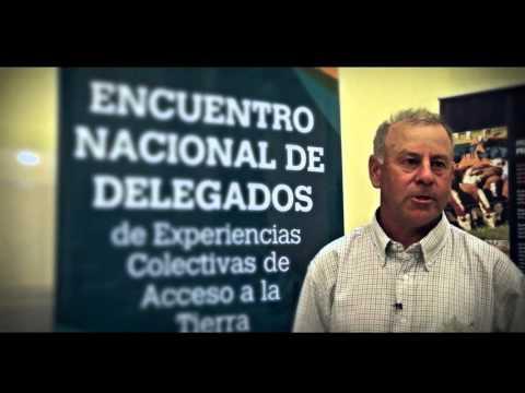 Julio de Lema, grupo de productores ganaderos Peralta, Tacuarembó. INC Uruguay