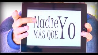 NADIE MÁS QUE YO, Ale Ortega feat Rosana (Video Lyric) YouTube Videos