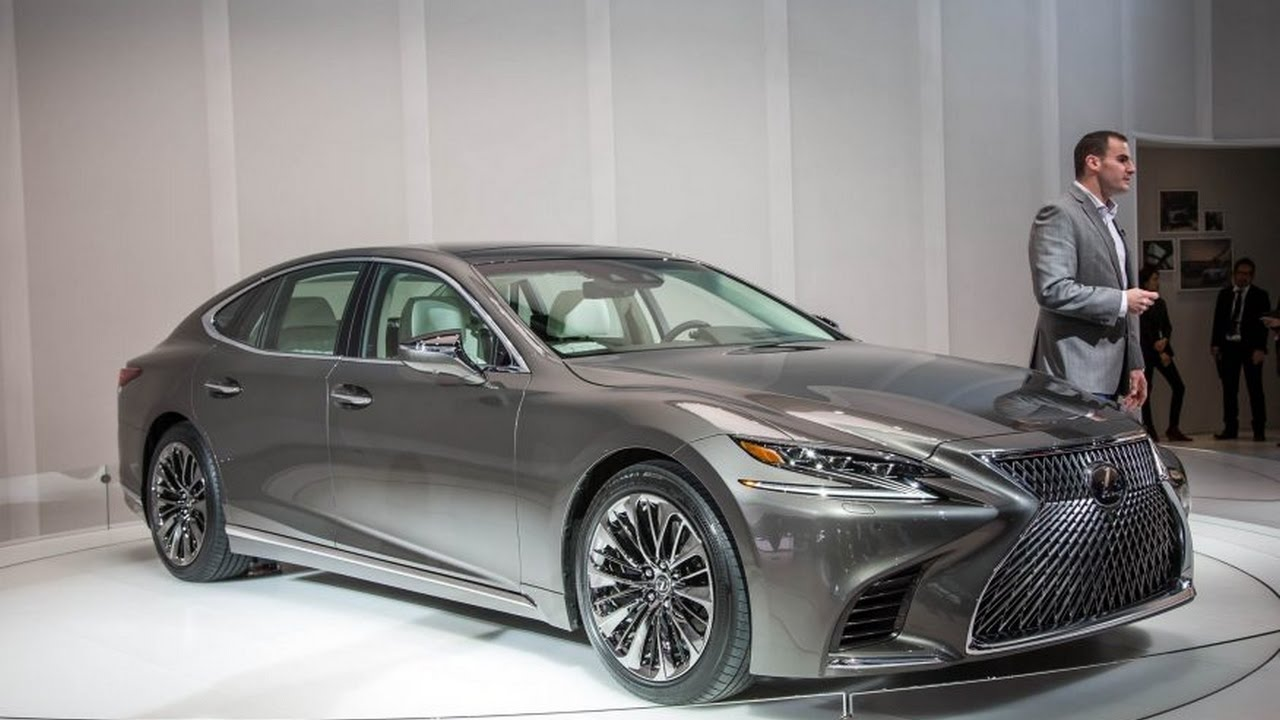 New 2018 Lexus Ls 500 Hl New Design And Price Youtube