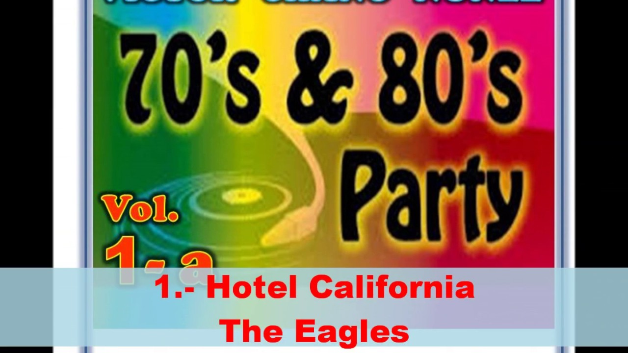 70s 80s Golden Hits Party Songs