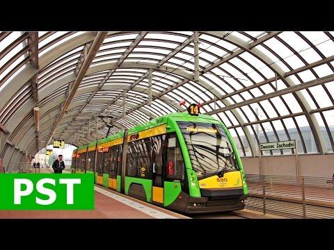 Najszybszy Tramwaj w Polsce / The Fastest Tram in Poland - TP09