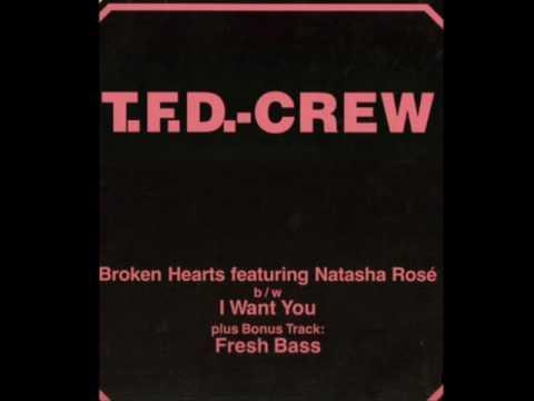T.F.D. Crew - Fresh Bass (Cold Effect-1988)