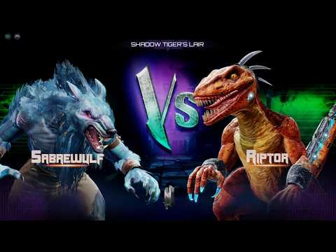 Killer Instinct Season 2 Riptor Release Trailer With Reaction Herald of Gargos?! from YouTube · Duration:  3 minutes 47 seconds