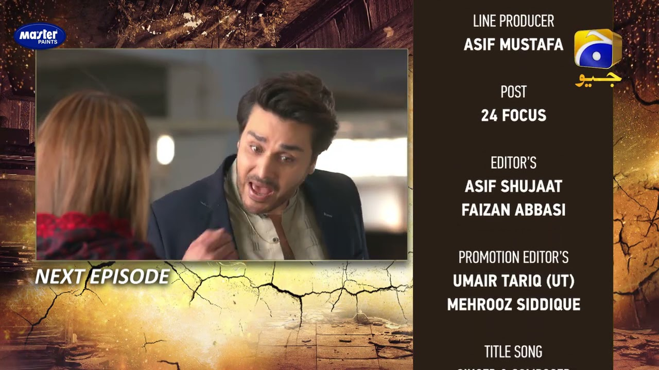 Qayamat - Episode 31 Teaser - Digitally Presented by Master Paints - 20th April 2021 | Har Pal Geo