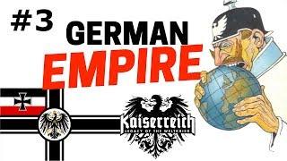 HOI4 - Kaiserreich Mod - Germany - Part 3