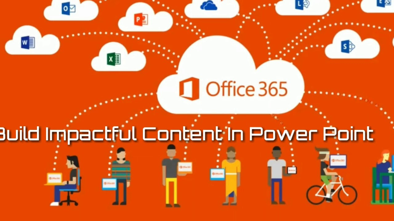Microsoft Office 365 launch New content creation Features | Embed 3D  animations in PowerPoint