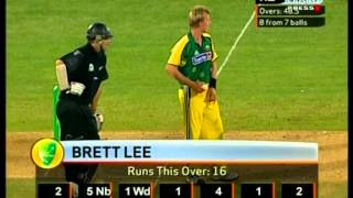 New Zealand Vs Australia - One day Match 2005