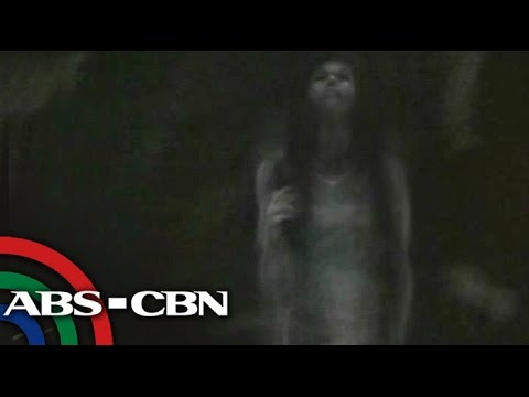 Rated K: Ghost caught on 'Rated K' cam?
