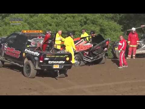 Outlaw Speedway (6/20/17) Mod SDS Race #4