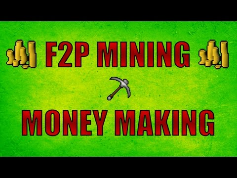F2P Money Making Mining Guide Old School Runescape 2007 ( OSRS )