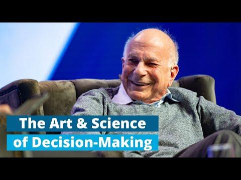 Prof. Daniel Kahneman: Art & Science of Decision Making #OCSummit19