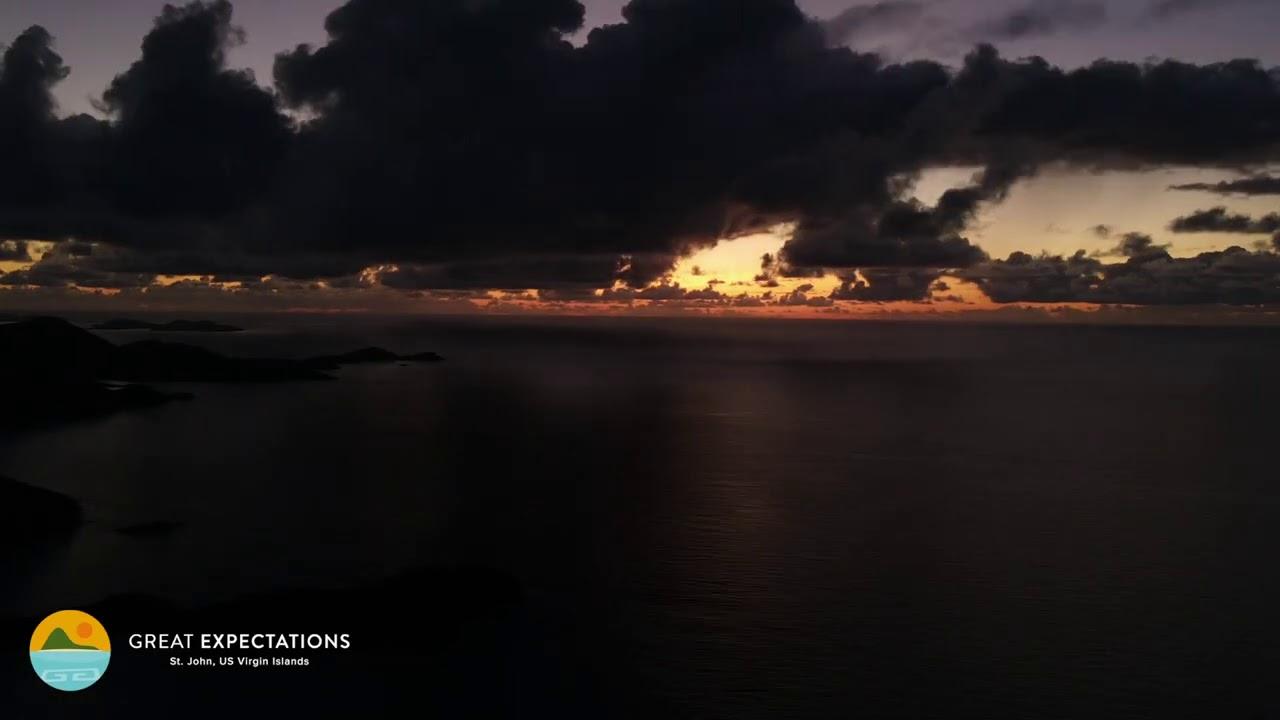 Sunrise Hyperlapse Great Expectations St John