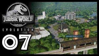 Mein eigener Park - Sandbox | Jurassic World Evolution #07