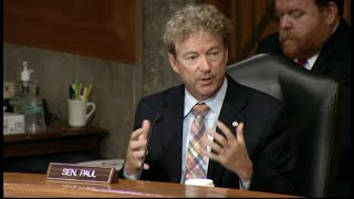 Senator Paul Calls for Holding Democrat Leadership Accountable in Our Major Cities - August 6, 2020