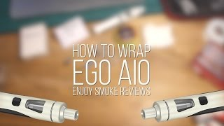 Як намотати EGO AIO за 3 хвилини