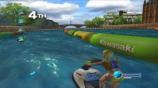 Nintendo Wii - Kawasaki JetSki (HD)