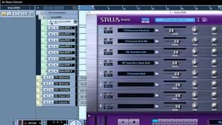Видео уроки работы с инструментом Spectrasonics Stylus RMX (русская версия)