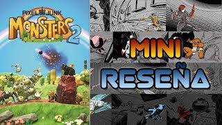 Mini Reseña PixelJunk Monsters 2 | 3GB