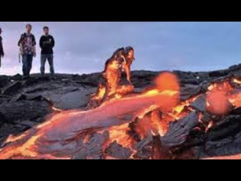 "Urgent  ""Hawaii Lava Flows Into The Geothermal Power Plant"" (Apocalyptic) Could Explode"