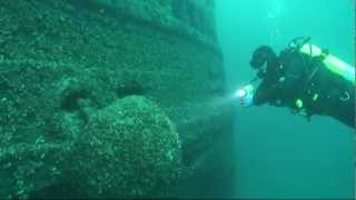 MSD Dive The Straits of Mackinac - Eber Ward