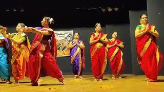 Tuzyavina Vaikunthacha  karbhar chalena   Rakhumai   ft. Kshama Kulkarni   Full Dance