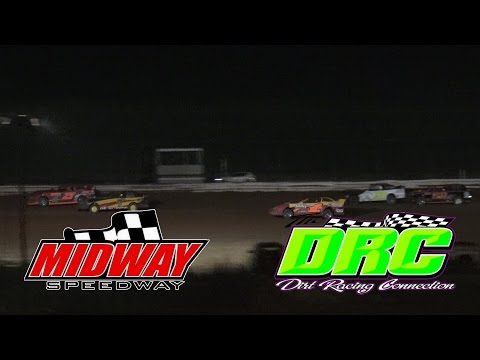 Midway Speedway | 6.5.16 | Street Stocks | Feature