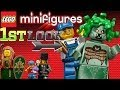 LEGO Minifigures Online - First Look