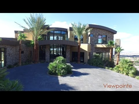 View Pointe,  MacDonald Highlands, Henderson NV