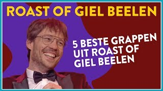 Top 5 BESTE GRAPPEN van de ROAST Of GIEL BEELEN!