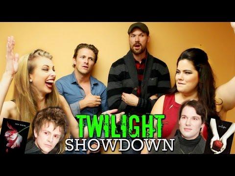 TWILIGHT DOWN feat. NEW MOON ACTORS  Charlie Bewley & Daniel Cudmore