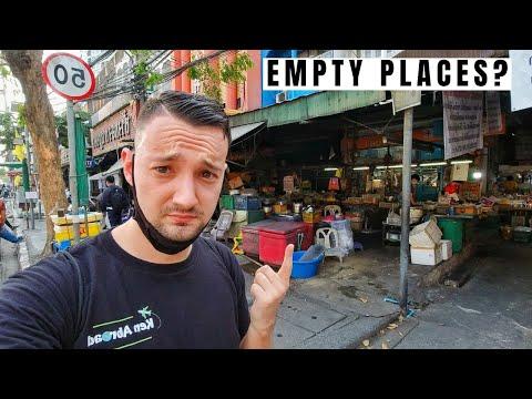 Bangkok 2021 First Impressions (Has Bangkok changed?) - Thailand 2021 Vlog