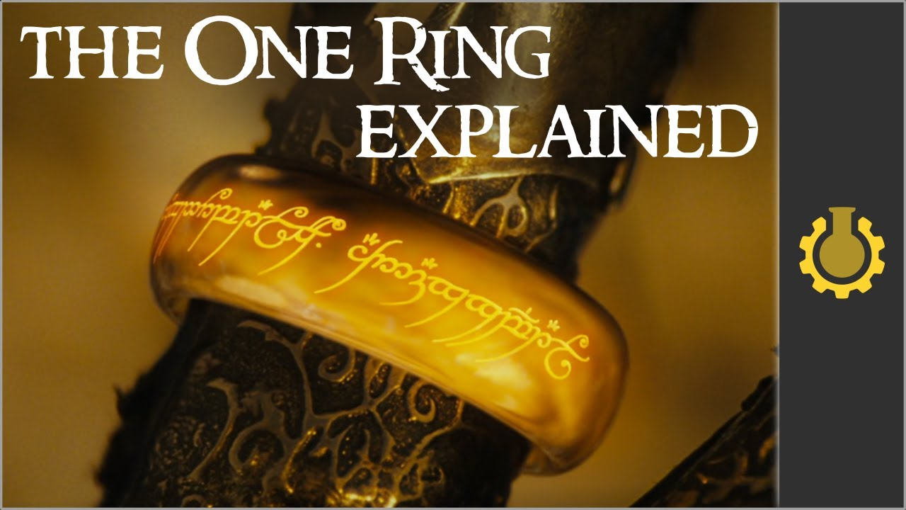 How many rings in lord of the rings