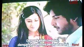 Scene (2) Romantic Ranvi dan Gunjan; Saat Tersesat di Hutan