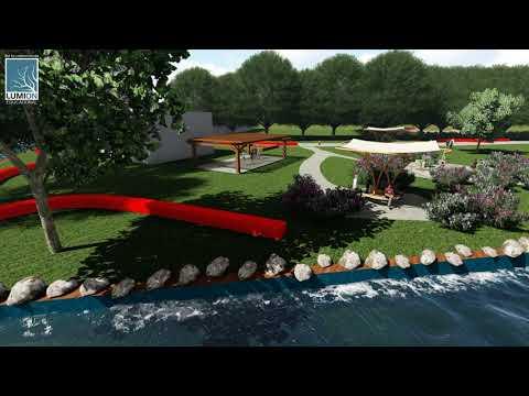 Landscape Design for a university  in Germany