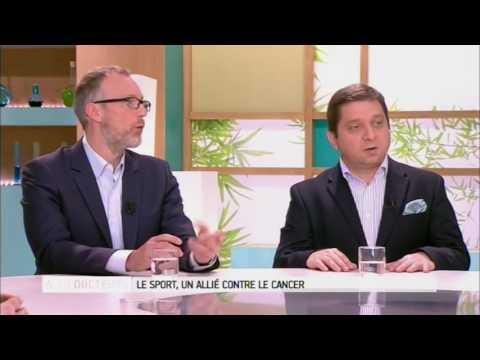 Allô Docteurs  France 5 - CAMI Sport & Cancer