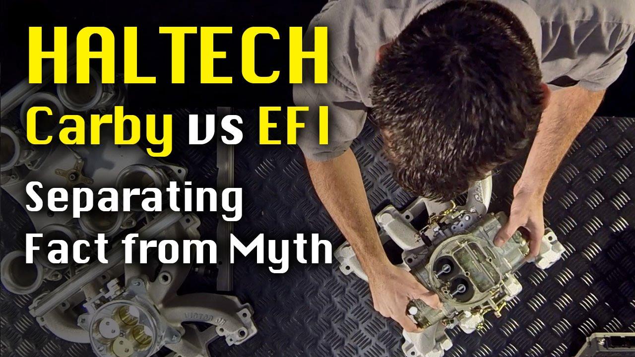 Carburetor vs EFI: Separating Fact from Fiction - Technically Speaking