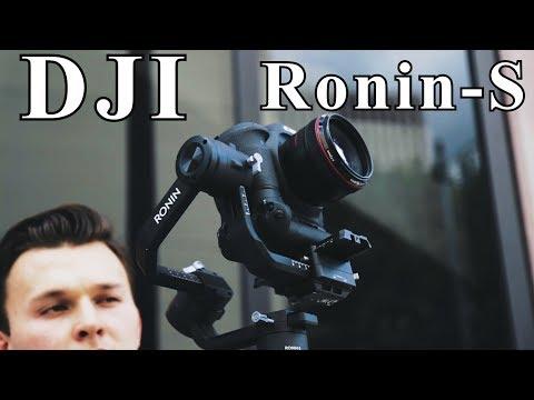 DJI RONIN-S (A Wedding Filmmakers Review)