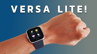 Fitbit Versa Lite: 2020 Review!