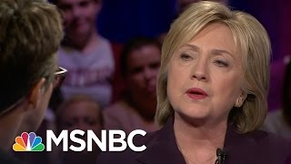 Hillary Clinton: South Carolina School Incident