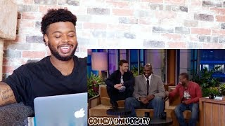 KEVIN HART SAVAGE MOMENTS | Reaction