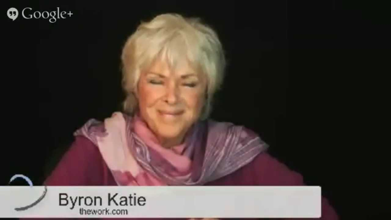 byron katie shows waylon lewis how the work takes us beyond positivity negativity youtube. Black Bedroom Furniture Sets. Home Design Ideas
