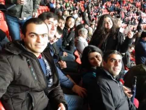 Azeri People in City of Southampton 2012-2013