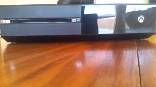 Xbox One noise after inserting disc