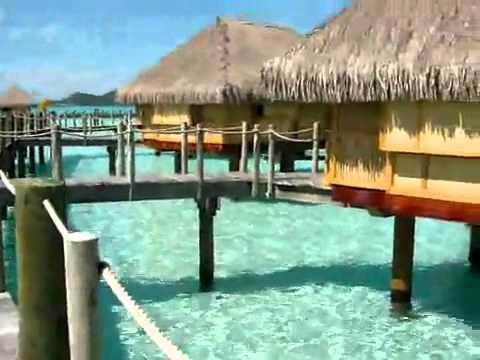 Bora Bora Pearl Beach Resort Spa - YouTube